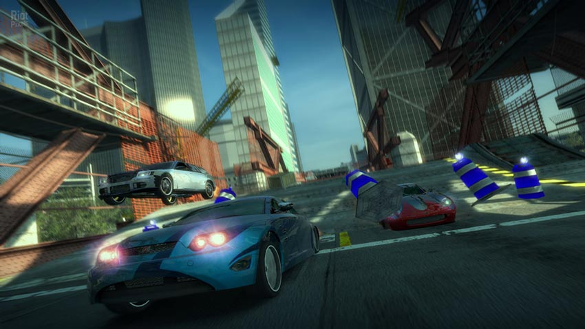 Download Burnout Paradise Full Version