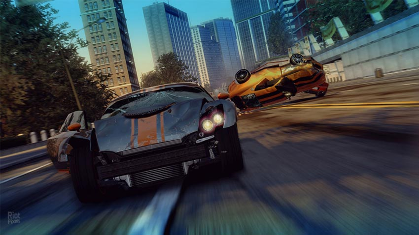Download Burnout Paradise Fitgirl Repack