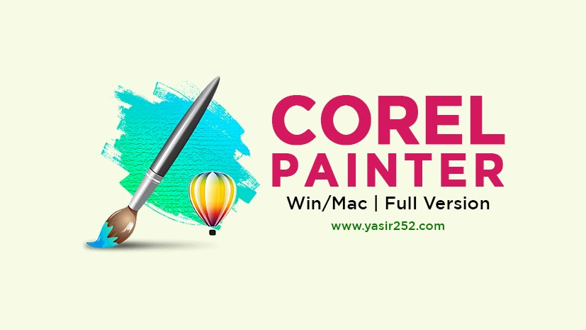 Download Corel Painter Full Version Terbaru Gratis