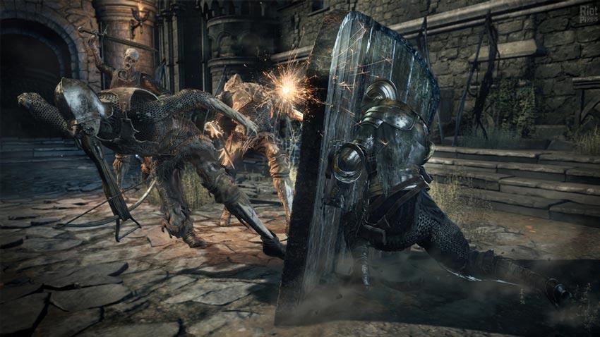 Download Dark Souls 3 Fitgirl Repack v1.15 DLC