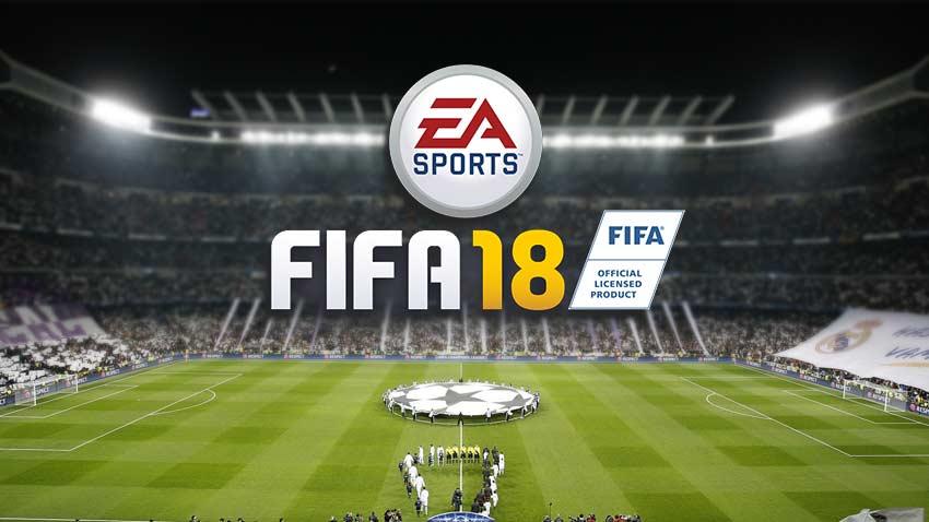 Download FIFA 18 full version repack pc game