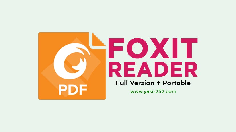 Download Foxit Reader Terbaru Full Version