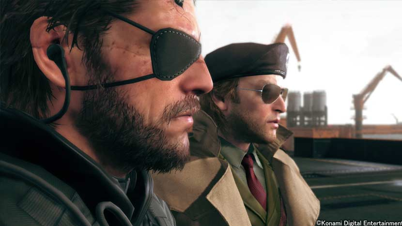 Download Game Metal Gear Solid V PC Full