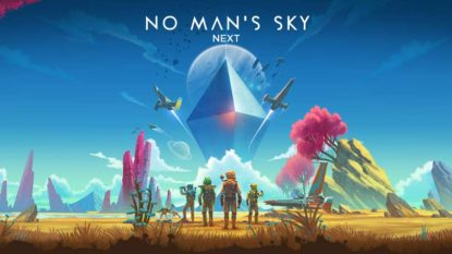 Download Game No Mans Sky Next Full Version Crack