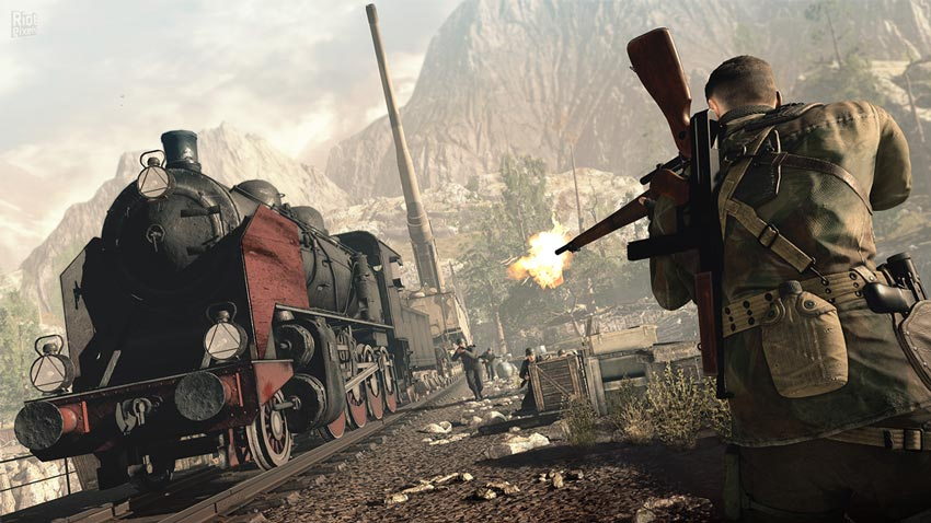Download Game Sniper Elite 4 Repack Gratis