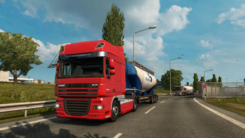 Download Game Truck Simulator 2 Full Version DLC