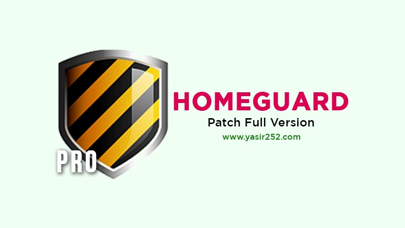 Download HomeGuard Pro Full Version