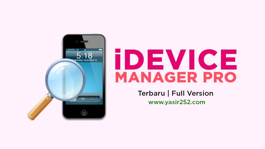 Download iDevice Manager Full Crack Yasir252