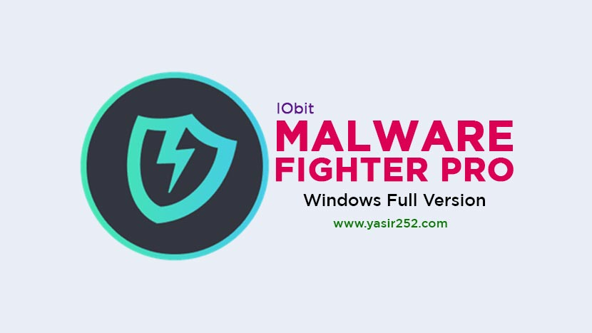 Download IObit Malware Fighter Pro Full Version Crack