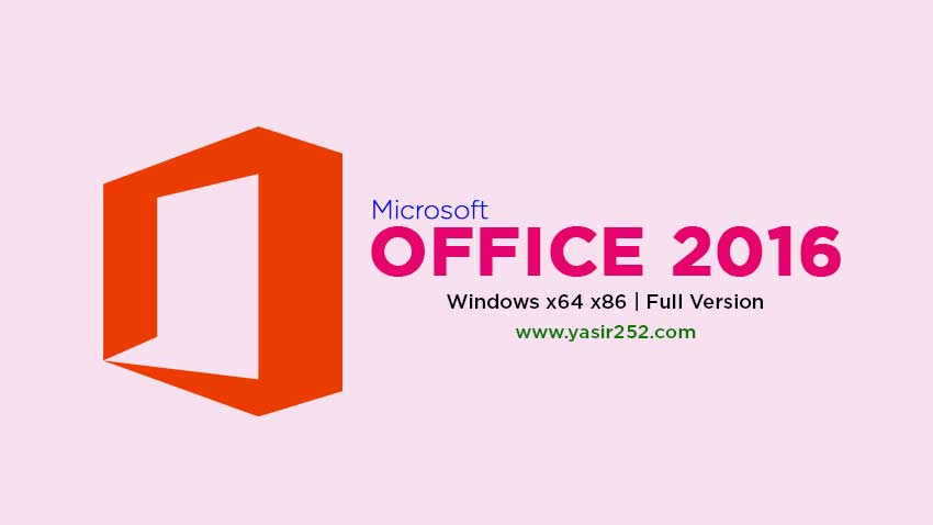 Download Microsoft Office 2016 Full Version With Activator