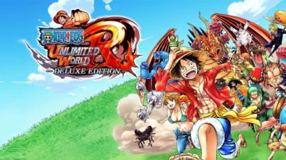 Download One Piece Unlimited World Red Full Version