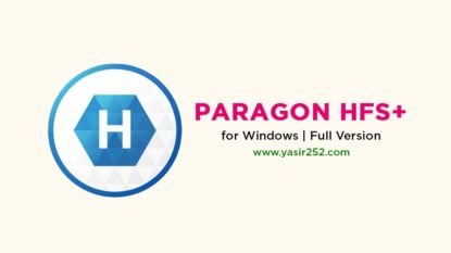 Download Paragon HFS+ for Windows Full Crack