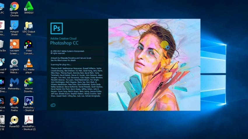 Download Photoshop CC 2018 Portable Gratis x64 x86