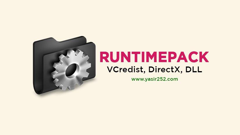 Download Runtimepack terbaru full windows