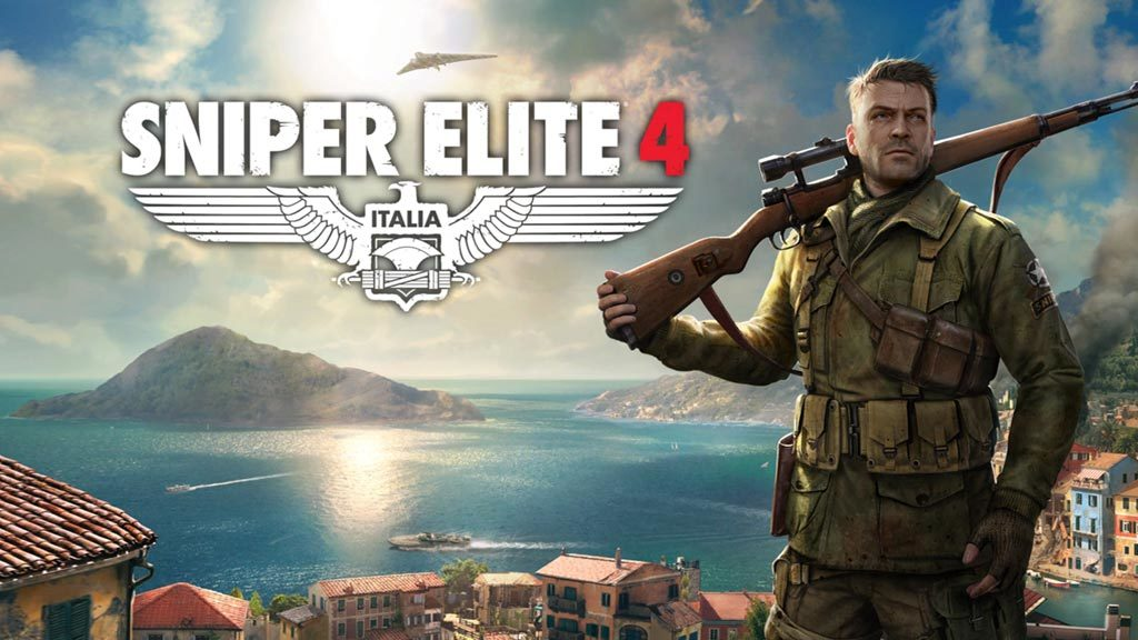 Download Sniper Elite 4 Full Crack