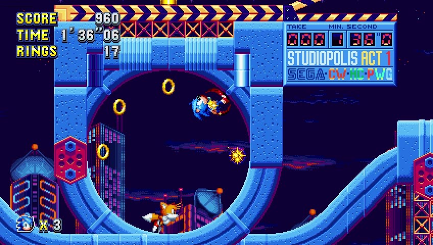 Download Sonic mania Full repack gratis