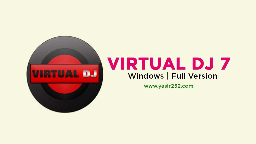 Download Virtual DJ 7 Full Version