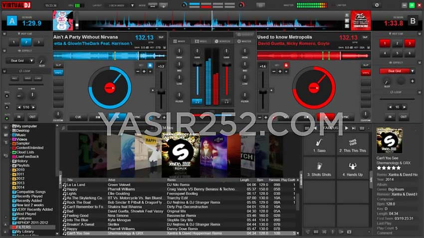 Download Virtual DJ 8 Full Version Atomix