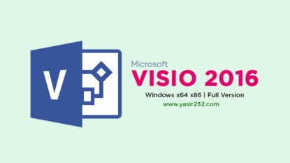Download Visio 2016 Full Crack Gratis