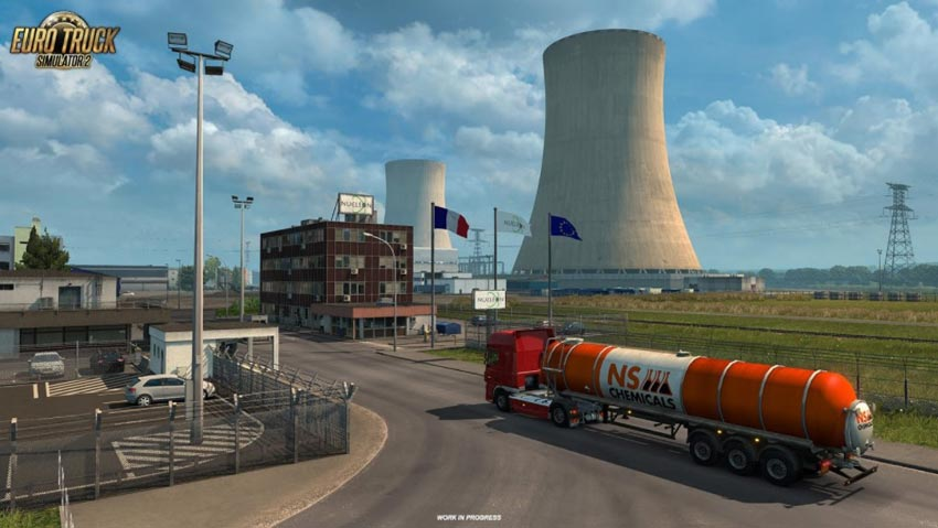 Euro Truck Simulator ETS 2 Free Download