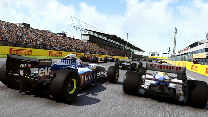 F1 2017 PC Game Free Download Full Version