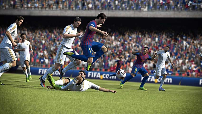 FIFA 18 Features PC Game