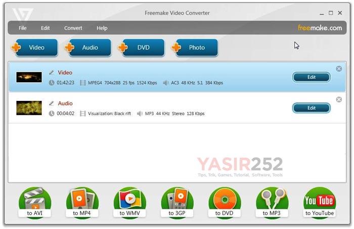 Freemake Video Converter Full Download Keygen