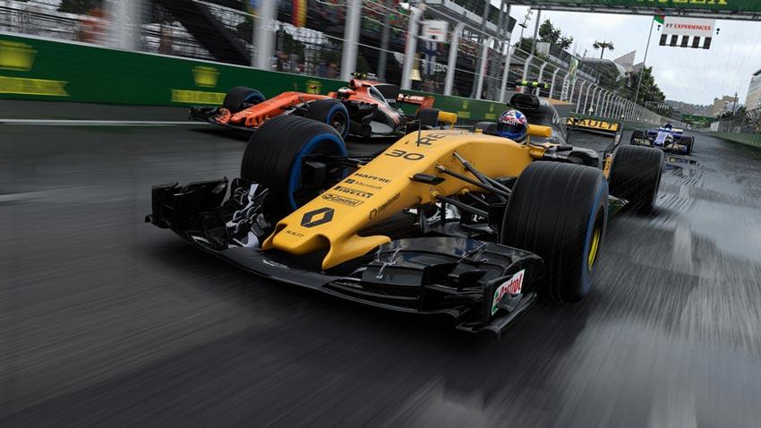 Game Formula 1 Terbaru Gratis Download