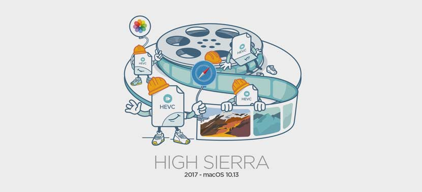 Mac OS High Sierra 2017