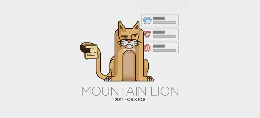 Mac OSX Mountain Lion 2012