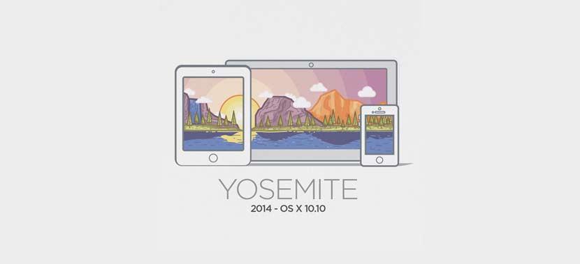 os x yosemite 2014 - Daftar Nama dan Versi Mac OS Dari Versi Pertama Hingga Versi Sekarang