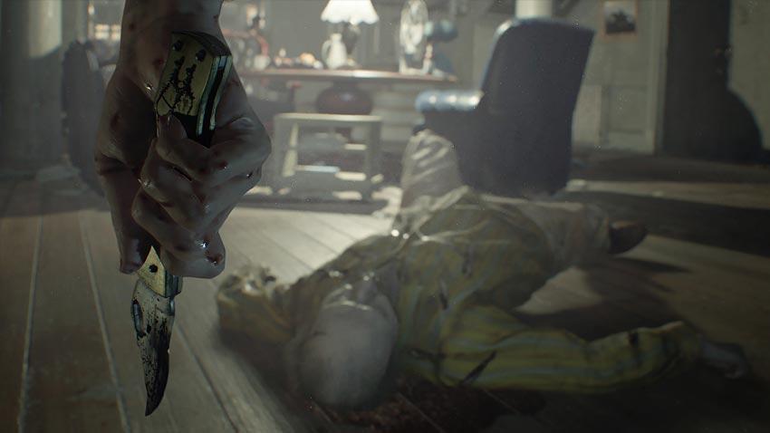 Permainan Resident Evil 7