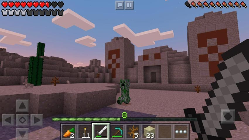 Play Minecraft PC Version