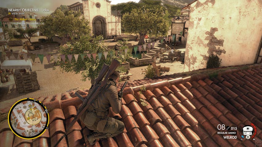 Sniper Elite 4 Pc Game free Download Gameplay