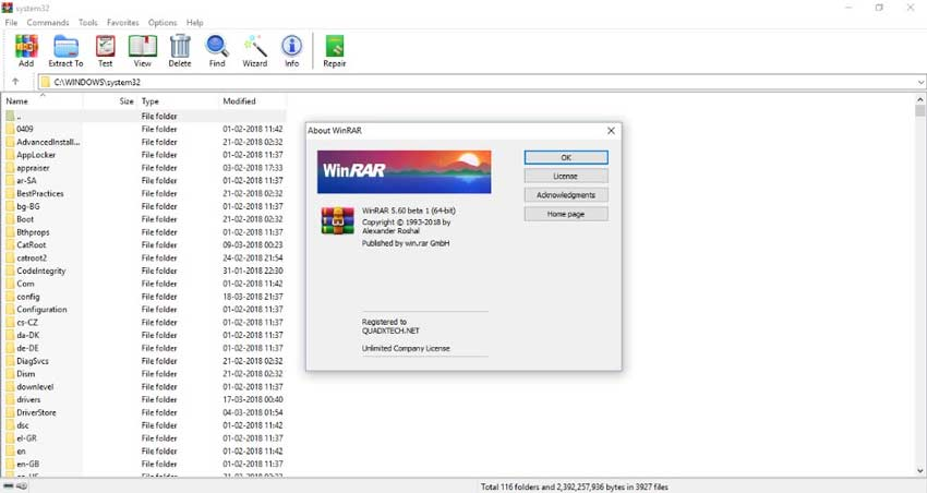 Winrar Free Download Full Version