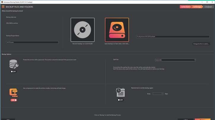 Ashampoo Burning Studio Full Crack Download