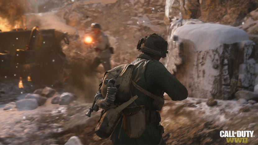 call of duty ww2 download pc gratis