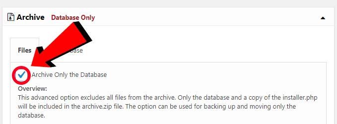 Cara Backup Database WordPress dengan Plugin Duplicator