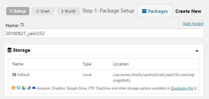 Cara Menggunakan Plugin Duplicator WordPress