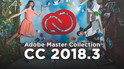 Download Adobe Master Collection CC 2018 Full Version Gratis