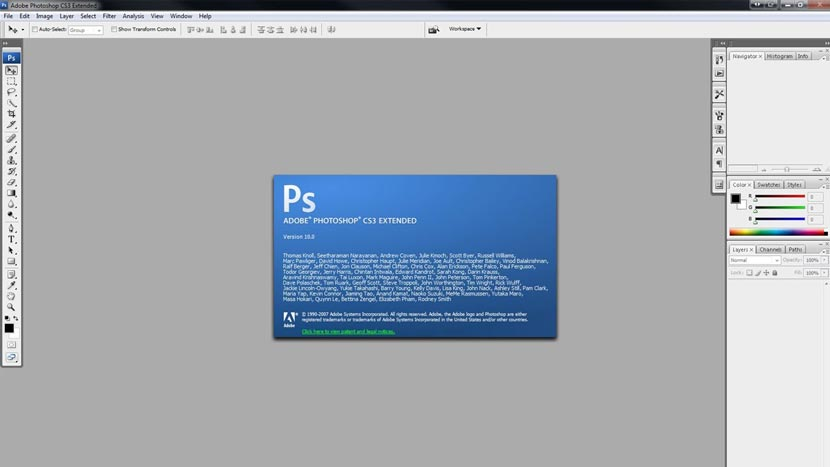 Download Adobe Photoshop CS3 Full Crack