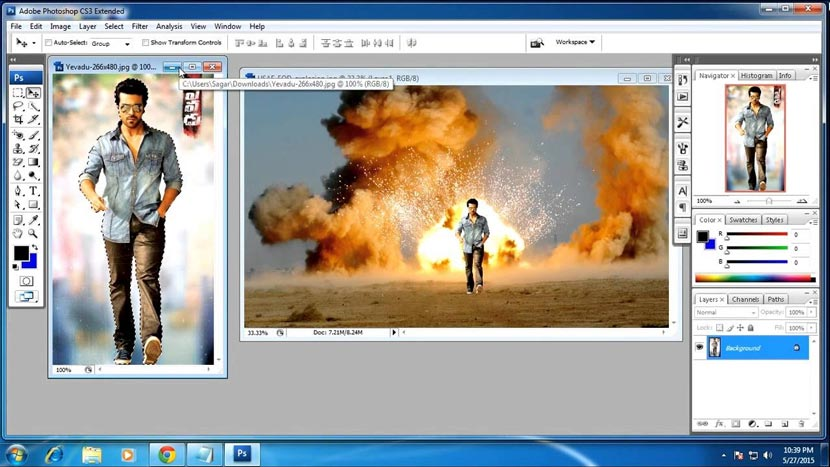 Download Adobe Photoshop CS3 Portable Gratis
