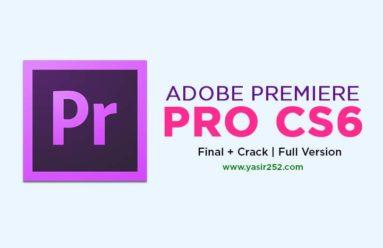 Download Adobe Premiere Pro CS6 Gratis Full Version