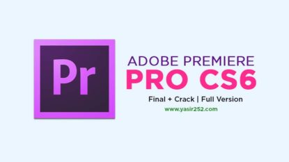 Download Adobe Premiere Pro CS6 Gratis Full Version