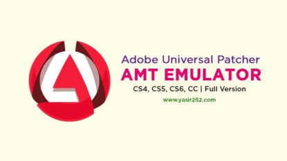 Download AMT Emulator Universal Adobe Patcher