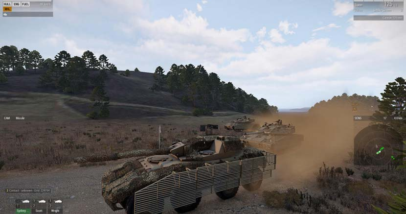Download Arma 3 Tanks Full