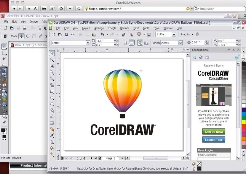 Coreldraw X4 Free Download
