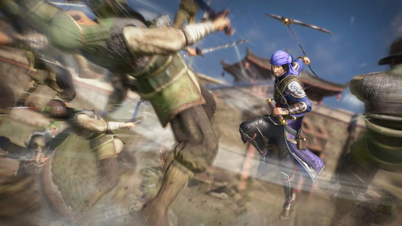 Download Dynasty Warriors 9 Full Crack