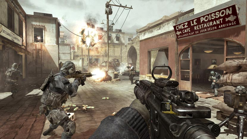 Download Game Call Of Duty Modern Warfare 3 Full Repack