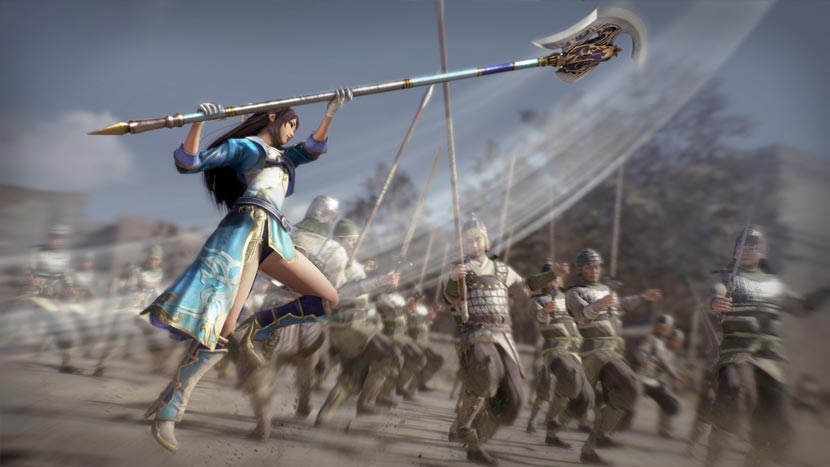 Download Game Dynasty Warriors 9 Full Version